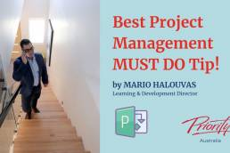 Best Project Management Must Do Tip for 2020