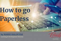 How to Go Paperless by the Experts