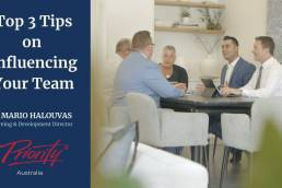 Top 3 Tips on Influencing Your Team