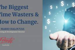 The Biggest Time Wasters & How to Change